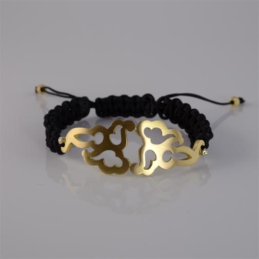 Bracelet: 18k, twvvs diamonds